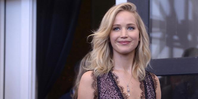 Jennifer Lawrence berúgott Budapesten, és rátámadt egy magyar srácra