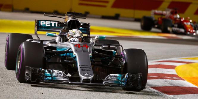 Hamilton nem érti, a Ferrari hogy lehetett ilyen gyors