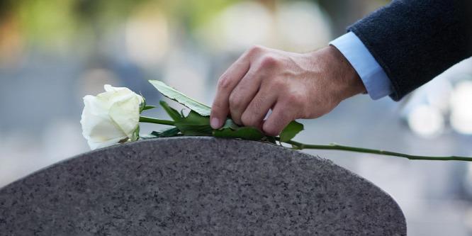 A temetés után mi következik?