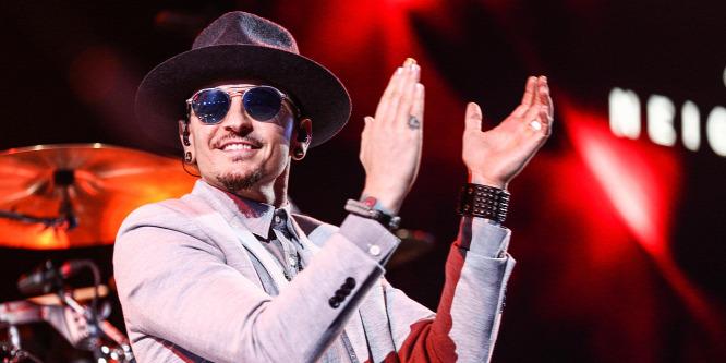 Így próbál a Linkin Park énekese nélkül