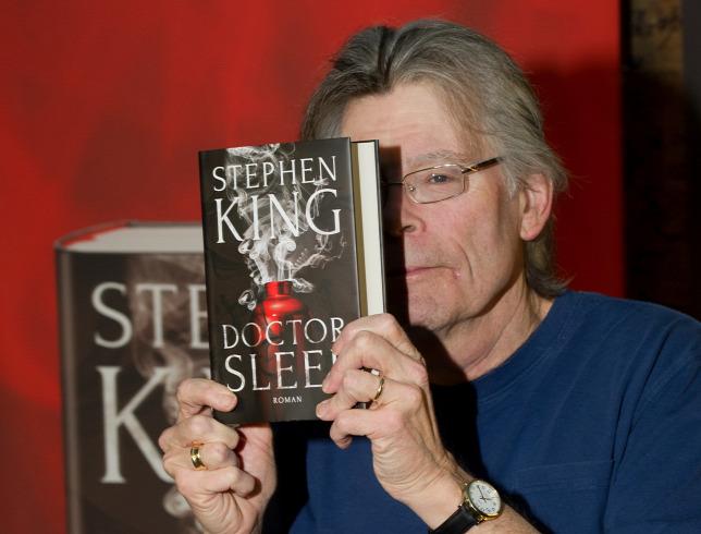Egy újabb Stephen King regény.