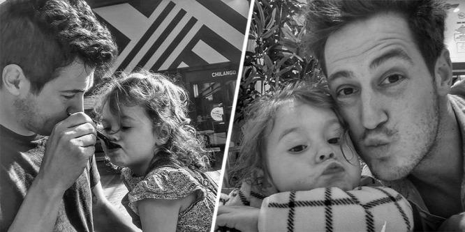 Egy apa, aki Instagram oldalával meghódította a szülők szívét – London Dad