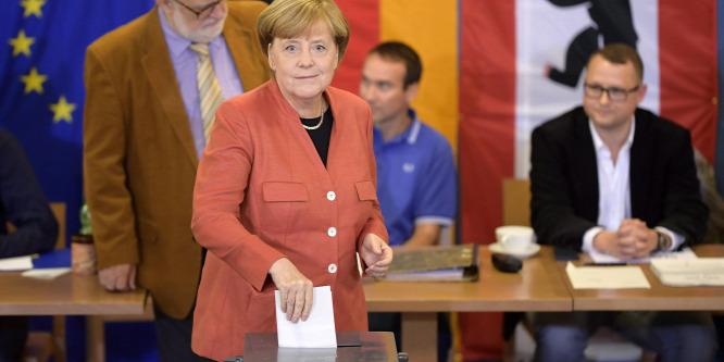 Esélyes, hogy negyedszer is Angela Merkel lesz a kancellár