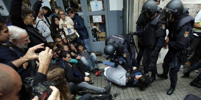 Forrás: AFP/Pau Barrena
