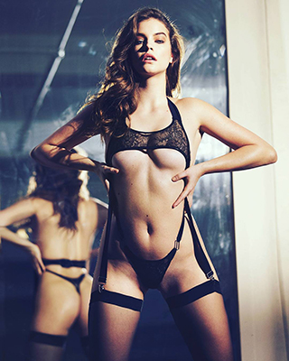 Forrás: Lui Magazine, Victoria's Secret