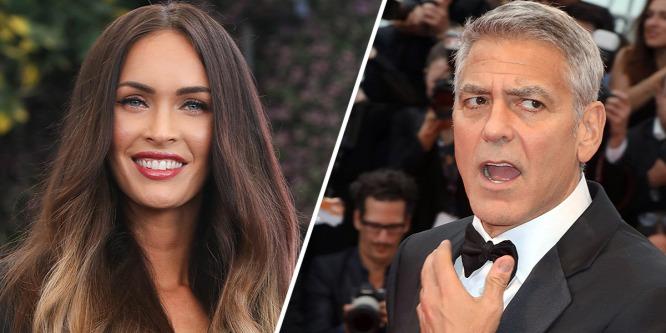 Rendetlen celebek: ők disznó módjára szeretnek élni: Megan Foxtól George Clooneyig