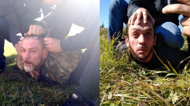 Elkapták a vereckei terroristákat