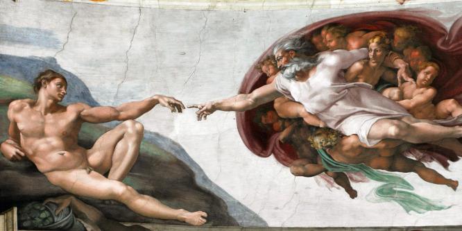Michelangelo legjobb barátja