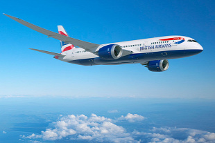 Forrás: British Airways
