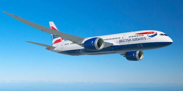 Forrás: British Airways