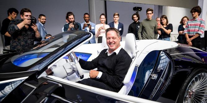 Ilyen lehetőség egyszer adódik egy tervező életében – interjú Gorden Wagenerrel, a Mercedes dizájnfőnökével