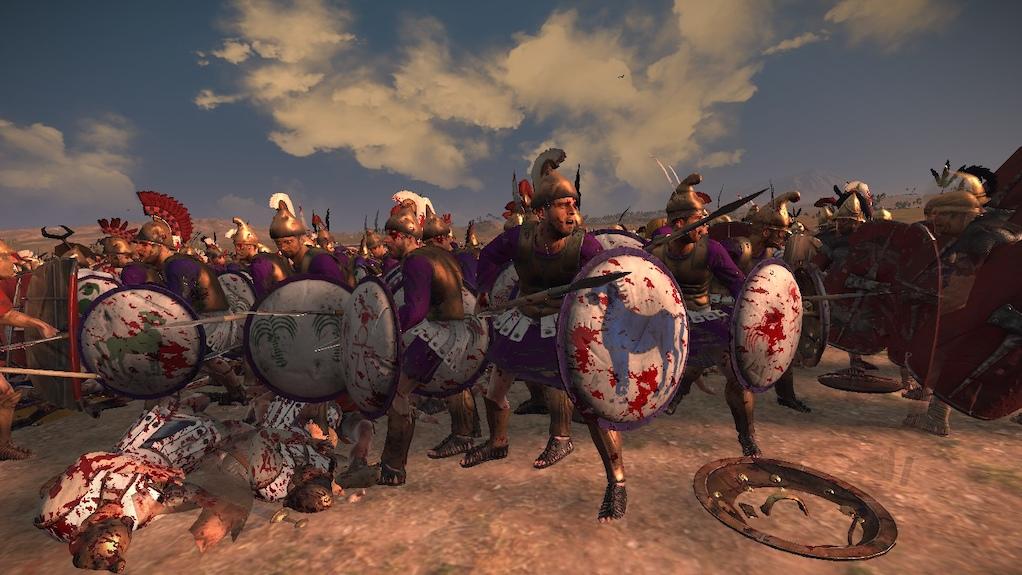 Friss hírek: Zama mellett tettek pontot a Rómát végveszéllyel fenyegető második pun háborúra.