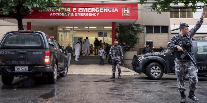 Lelőttek egy idős spanyol nőt a brazil rendőrök