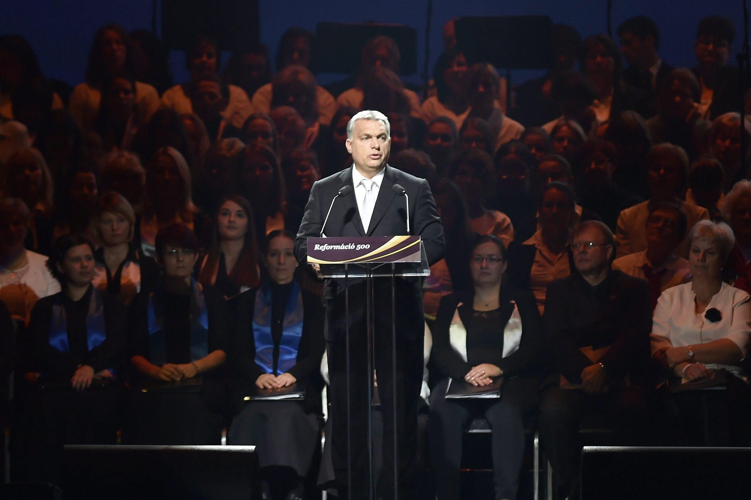 Orbán Viktor: Keresztény értékeket követni igyekvő kormányzásra van szükség