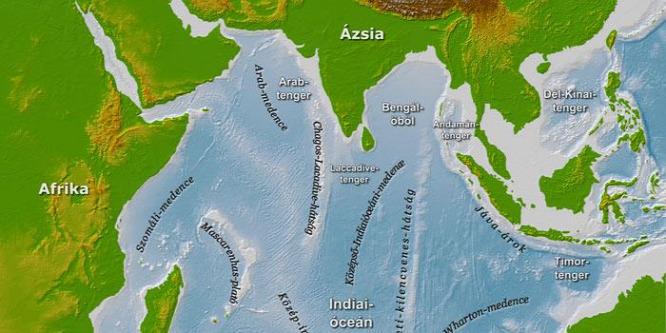 Kína összekötné a Csendes- és az Indiai-óceánt