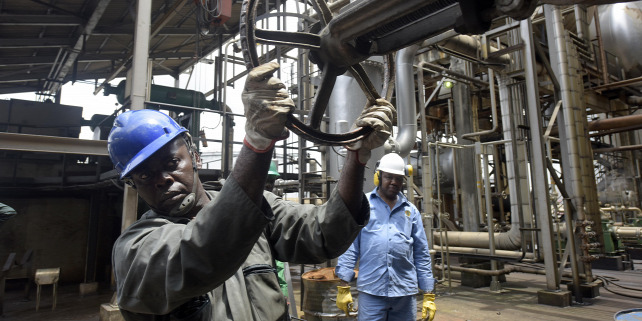 Forrás: AFP/Pius Utomi Ekpei