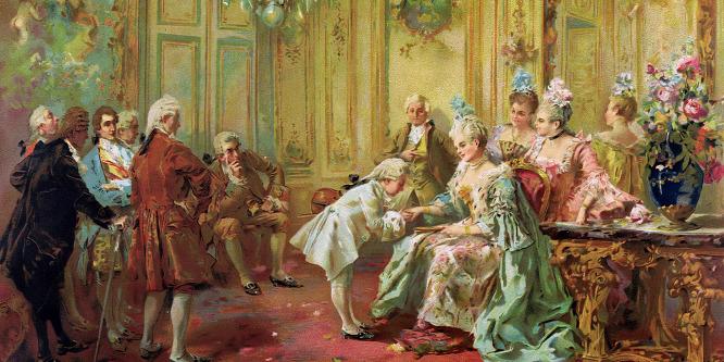 Régi idők szexszimbólumai: a 18. század és Madame de Pompadour