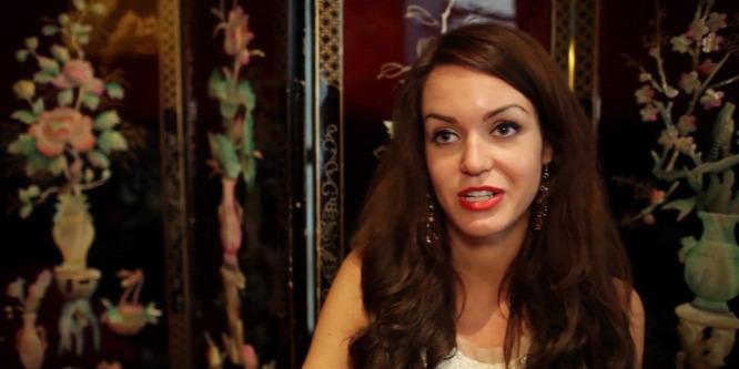 Siker: Polgár Dotti lett Miss Európa