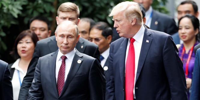 Trump és Putyin: Nincs katonai megoldása a szíriai konfliktusnak