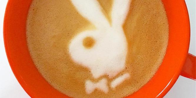 Így dekoráld ki hímvesszővel a kávéd: fotók! (18+)