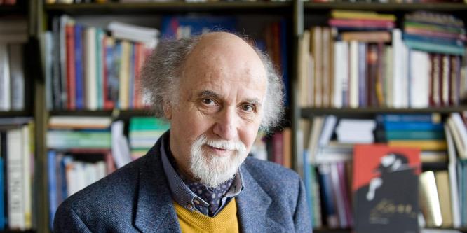 Sándor György kapja a Győri Könyvszalon alkotói díját
