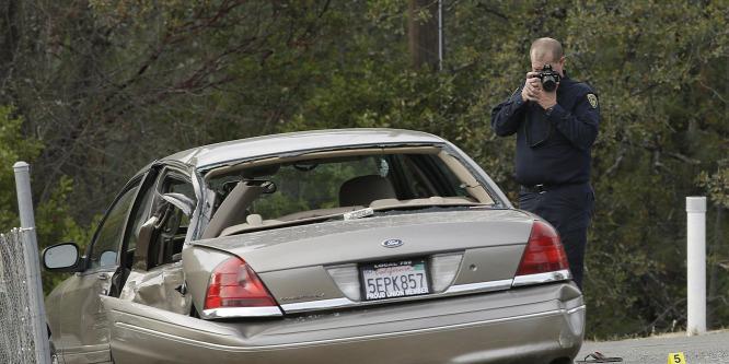 Személyes vita miatt kezdett el lövöldözni a kaliforniai férfi
