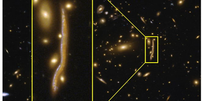 Hatmilliárd fényévre lévő kozmikus kígyót figyeltek meg