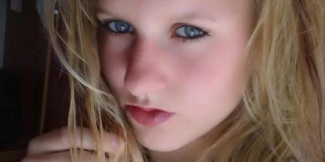 Ezt a gyönyörű, kék szemű, 17 éves lányt már fél éve nem találják a szülei