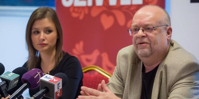 Kilóra megvett, piti sci-fi író az antiszemita Jobbik értelmiségi arca