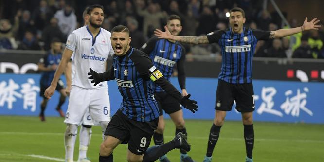 Icardi feje a második helyre repítette az Intert