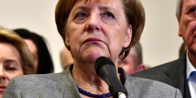 Megbukott Angela Merkel koalíciós terve