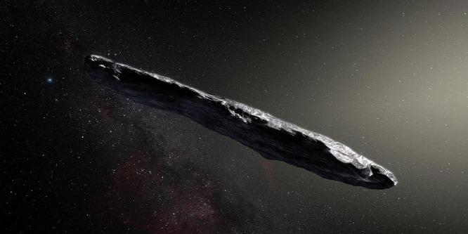 Óriásszivar érkezett egy távoli csillagrendszerből