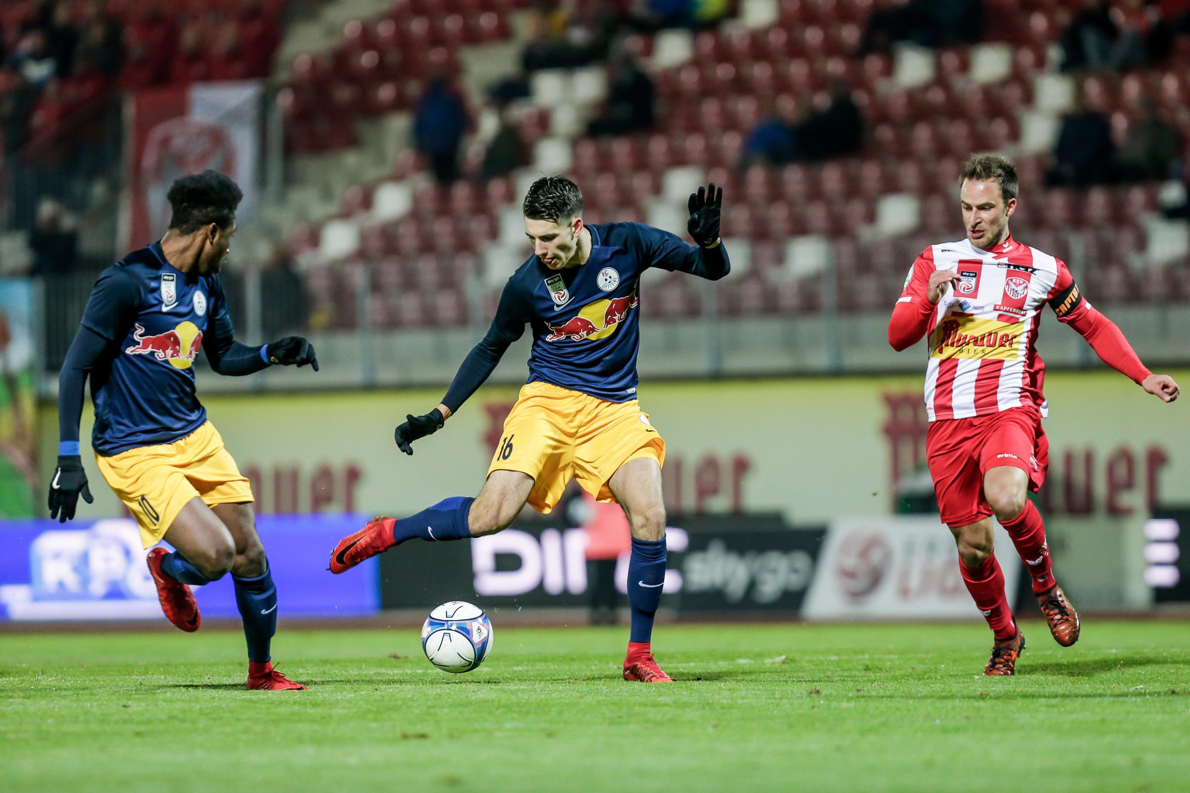Szoboszlai Dominik csapata tizenhárom gólt szerzett ...