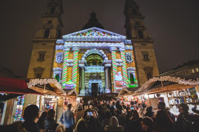 A Szent István téri lett Európa negyedik legjobb adventi vására