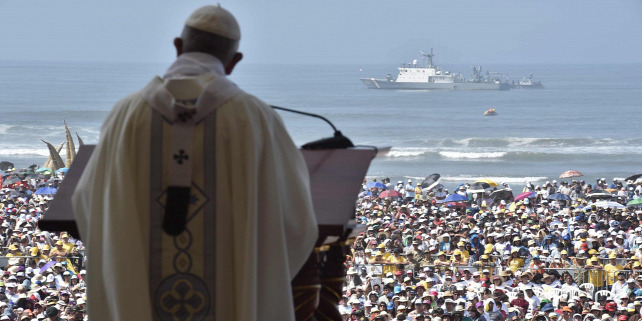 Forrás: MTI/EPA/Vatikán sajtóhivatala/-------------------