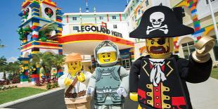 Forrás: Legoland