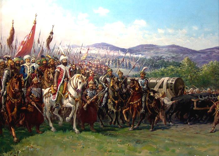 Friss hírek: Az 1526-os hadjárat után a szultán egyszerűen kivonult az országból. De akkor mit akart?