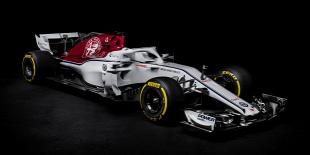 Forrás: Sauber F1 Team