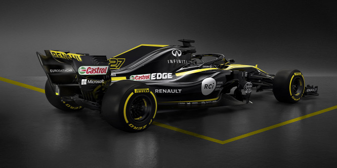 Forrás: Groupe Renault/Renault F1/XPB/James Moy Photography