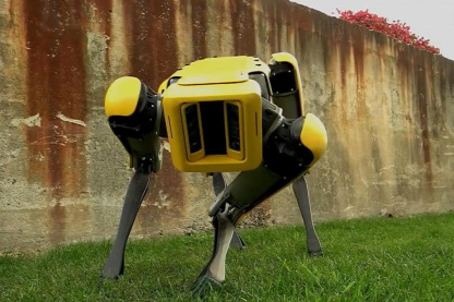 Forrás: Boston Dynamics