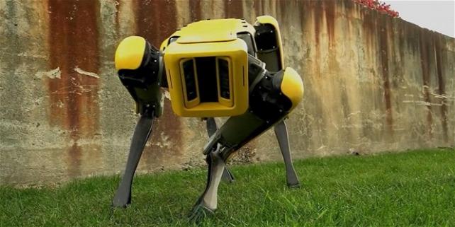 Forrás: Boston Dynamics