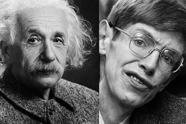 Hawking és Einstein örökbecsű gondolatai a világról és az emberiségről