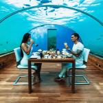 Forrás: Instagram/Conrad Maldives Rengali Island