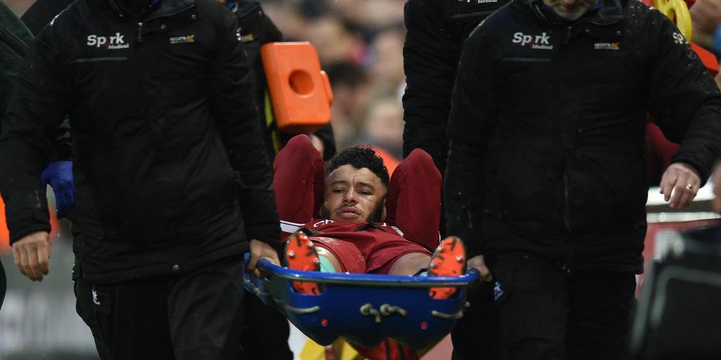 Friss hírek: Klopp szerint súlyos Alex Oxlade-Chamberlainnek a BL-elődöntőben elszenvedett sérülése.