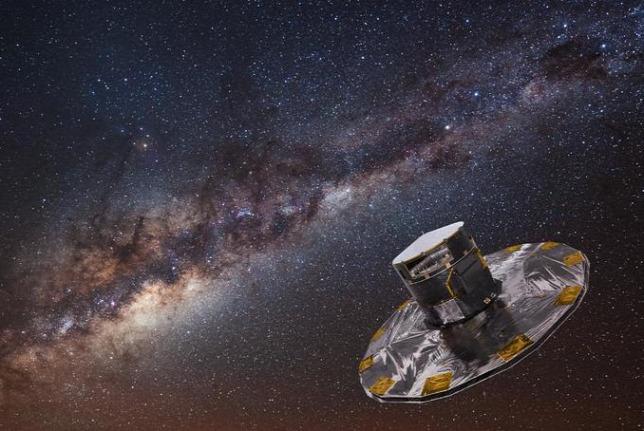 Itt a valaha volt legnagyobb csillagadatbázis