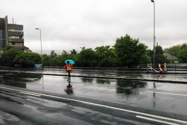 Eső, viharos szél és hidegfront várható a héten