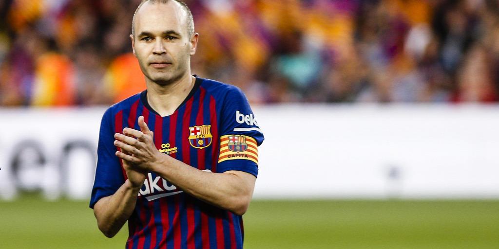 Friss hírek: A Real Sociedad elleni mérkőzésen mindenki az elköszönő kapitányt ünnepelte.