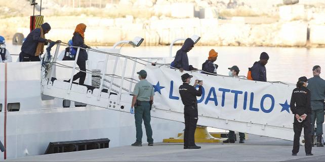 Forrás: MTI/AP/Alberto Saiz