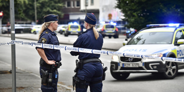 Forrás: MTI/AP/TT/Johan Nilsson