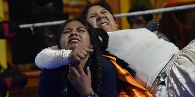 Forrás: AFP/Aizar Raldes